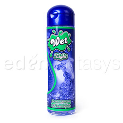 Wet light - lubricant