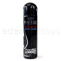 Platinum silicone lubricant - silicone based lube