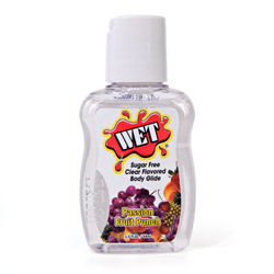 Lubricant - Flavored gel lubricant - view #1