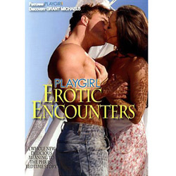 Playgirl: Erotic Encounters - DVD