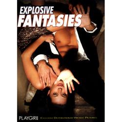 Playgirl: Explosive Fantasies - DVD