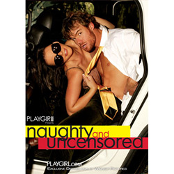 Playgirl: Naughty and Uncensored - DVD