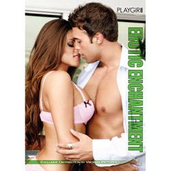 Playgirl: Erotic Enchantment - DVD
