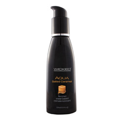 Aqua flavored - lubricant