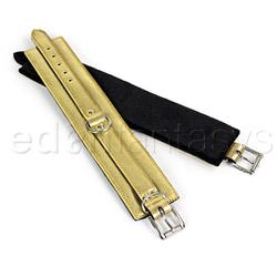 Wrist cuffs - Hand cuffs in pair - view #1