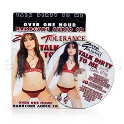 Talk dirty to me with Sasha Grey - cd