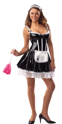 Darque french maid - Costume