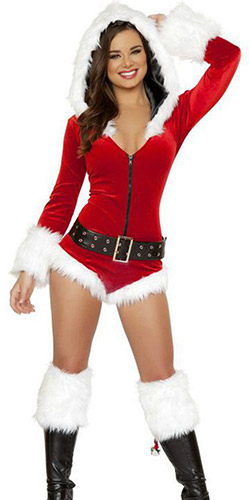 Christmas romper - Costume