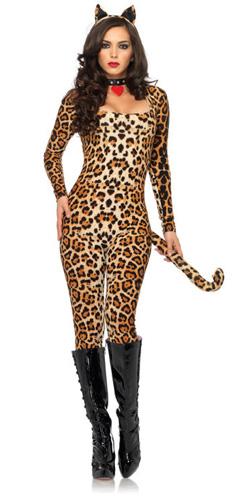 Cougar catsuit - Costume