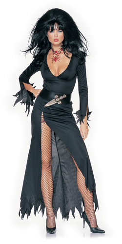 Haunted house mistress - Costume