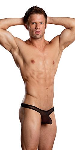 Mini pouch thong