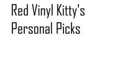 Red Vinyl Kitty