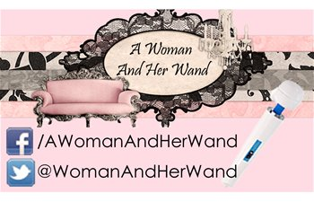 A Woman And Her Wand