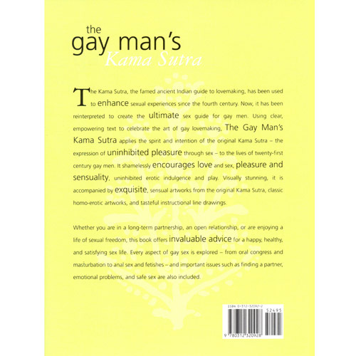 The Gay Mans Kama Sutra 1847327141 eBay