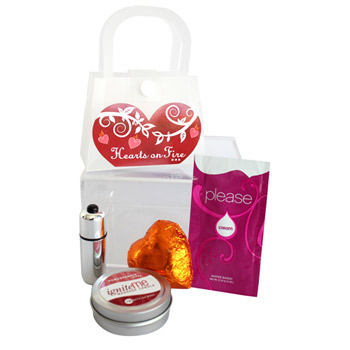 Hearts on fire kit
