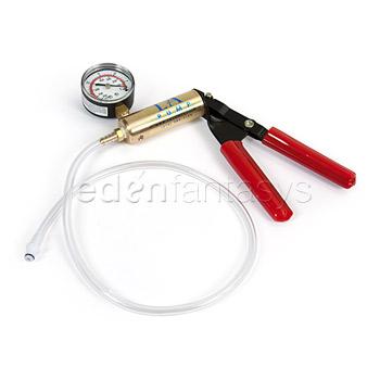 Deluxe hand pump