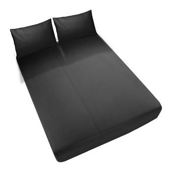 Kink fitted waterproof sheet queen