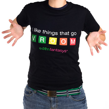 EdenFantasys t-shirt