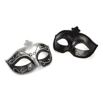 Fifty Shades of Grey Masks on masquerade