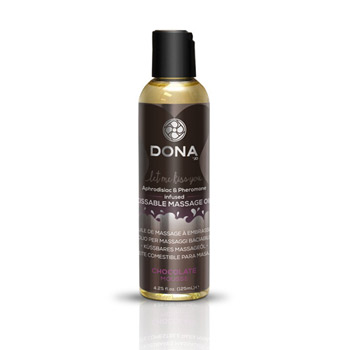 Dona kissable massage oil