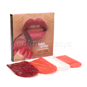 Edible undies female
