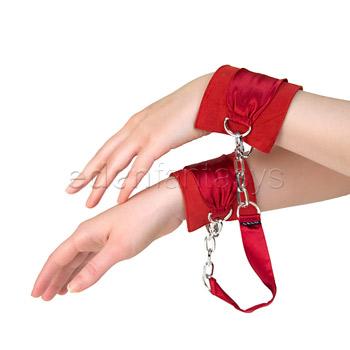 Sutra chainlink cuffs - Wrist cuffs