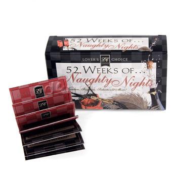52 weeks of naughty nights - Adult game