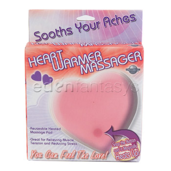 Heart warmer - Massager