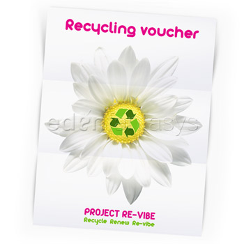 Recycling voucher Re-Vibe