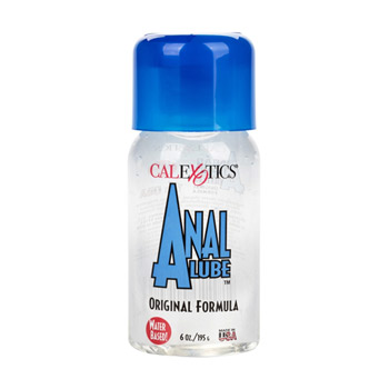 Anal lube - lubricante
