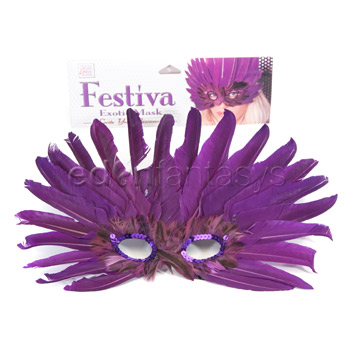 Festiva exotic mask - Mask