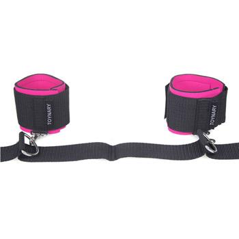 Toynary MT08 bed restraint velcro kit