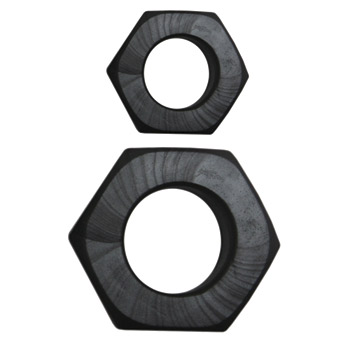 Hardware coupling hex nuts