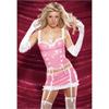 Fetish PVC corset