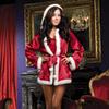 Santa robe set