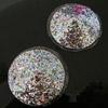 Disco glitter cones