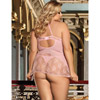 Sweet chemise set queen size View #4