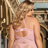 Sweet chemise set queen size View #5