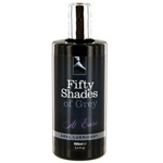 Fifty Shades of Grey anal lubricant