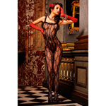 Black lace bodystocking reviews
