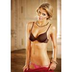 Brown maximum cleavage bra reviews