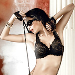 Lace demi bra with underwire reviews