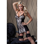 Lace back chemise reviews