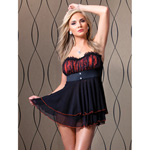 Victorian dreams babydoll and g-string reviews