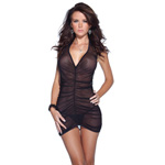 Sexy halter top chemise reviews