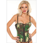 Army bustier reviews
