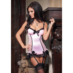 Passionate pink chemise reviews