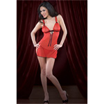 Mesh chemise with thong reviews