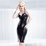 Wetlook dress with molded cups reviews