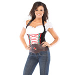 Beer girl bustier reviews